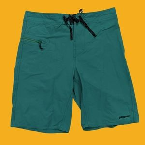 Patagonia Men's Swim Trunks  Board shorts 32
